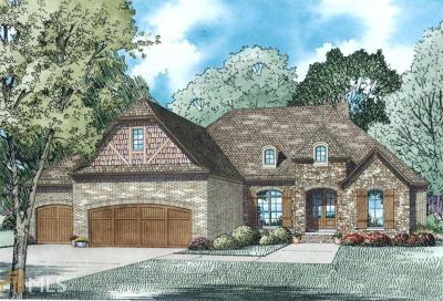 Atlanta Single Family Home New: 2447 Crestdale Cir