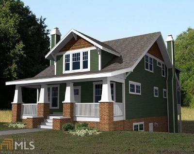 Atlanta Single Family Home New: 2443 Crestdale Cir