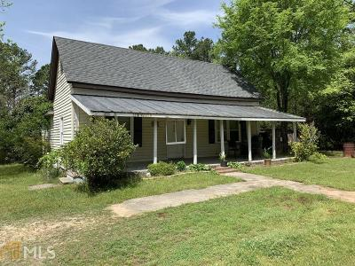 Rockdale County Single Family Home New: 2080 Gleaton Rd