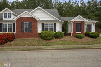 Cartersville Condo/Townhouse New: 150 Old Mill Road #221