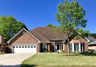 Fulton County Single Family Home New: 370 Carybell Ln