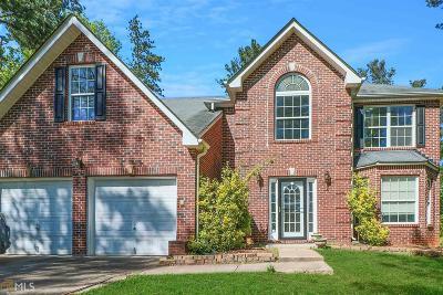 Stockbridge Single Family Home New: 329 Redford Trl