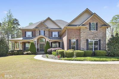 Newnan Single Family Home New: 10 Clover Leaf Ct