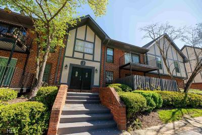 Atlanta Condo/Townhouse New: 6851 Roswell Rd #J3