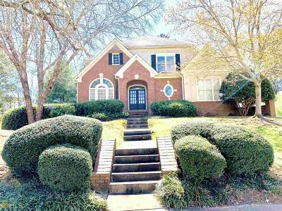 Suwanee Single Family Home For Sale: 4504 Allen Hollow Pl