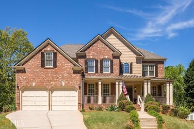 Suwanee Single Family Home New: 913 Spring Glen Pl