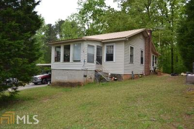 Douglasville Single Family Home New: 3800 Fairburn Rd