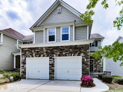Acworth Single Family Home Under Contract: 119 Creekwood Trl