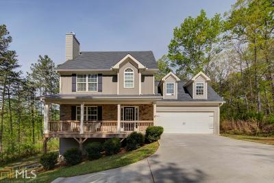 Gainesville Single Family Home New: 5744 Rocky Ridge Run