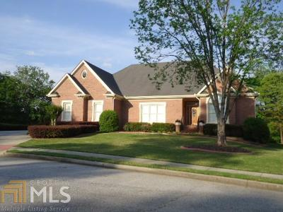 Loganville Single Family Home New: 613 Peach Pl