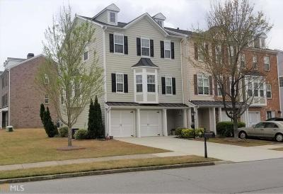Suwanee Condo/Townhouse For Sale: 1286 Park Pass Way
