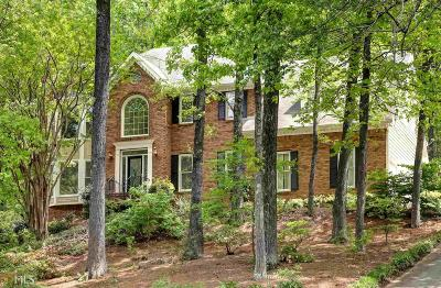 Marietta Single Family Home New: 4192 Summit Way