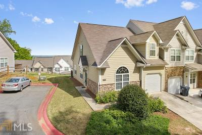 Kennesaw GA Condo/Townhouse New: $205,000