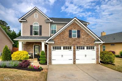 Cartersville Single Family Home New: 24 Penfield Dr