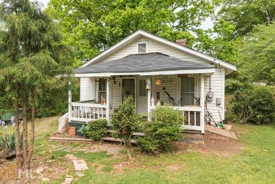 Buford Single Family Home New: 549 Jackson St