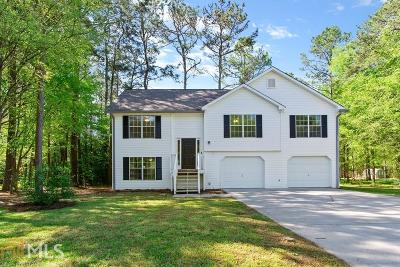 Cartersville Single Family Home Under Contract: 21 Camden Woods Dr