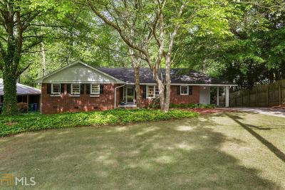 Brookhaven Single Family Home New: 2794 Tryon Pl