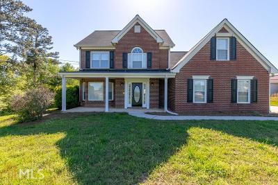 Dacula Single Family Home New: 1127 Ewing Chapel Rd