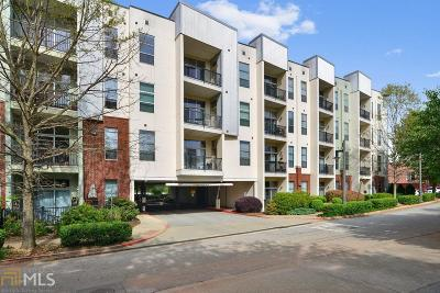 Decatur Condo/Townhouse New: 2630 Talley St #120
