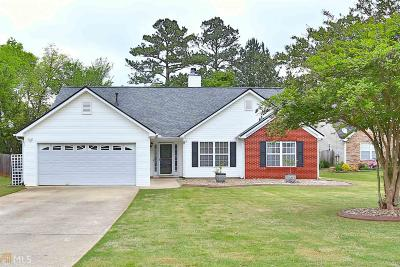 Dacula Single Family Home Under Contract: 919 Harbins Pass