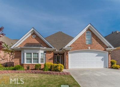 Snellville Single Family Home New: 1600 Woodberry Run Dr
