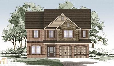 Fulton County Single Family Home New: 7254 Rudder Cir