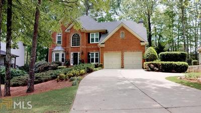 Powder Springs Single Family Home New: 4695 Oakleigh Manor Drive