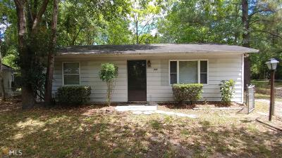 Camden County Rental New: 318 N Satilla St