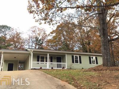 Douglasville Rental New: 4073 Feather Dr
