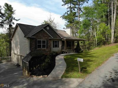 Dahlonega Single Family Home New: 216 N Choctaw Ridge
