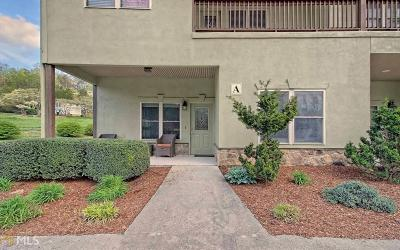 Towns County Condo/Townhouse For Sale: 1647 Lakeview Dr #A