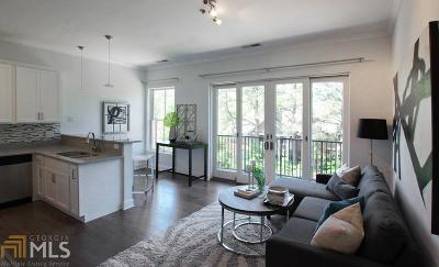 Atlanta Condo/Townhouse New: 384 Ralph McGill Boulevard NE #209
