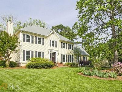 Cobb County Single Family Home New: 32 Dunaire Court SW