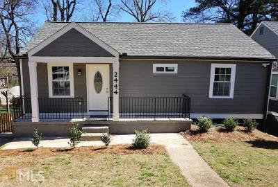 East Point Single Family Home New: 2444 Constance Street