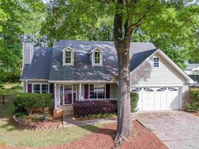 McDonough Single Family Home Under Contract: 415 Crosshaven Way