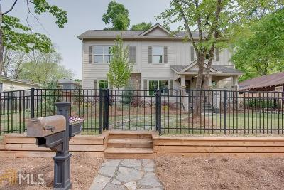 College Park Single Family Home For Sale: 1511 Mercer Ave