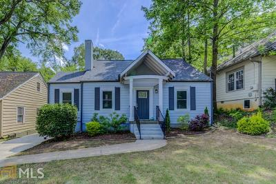 Atlanta Single Family Home New: 2165 Hosea L Williams Drive SE