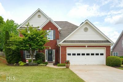 Acworth Single Family Home New: 5082 Newpark Dr