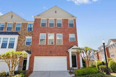 Cobb County Condo/Townhouse New: 3867 Chattachoochee Summit Dr #8
