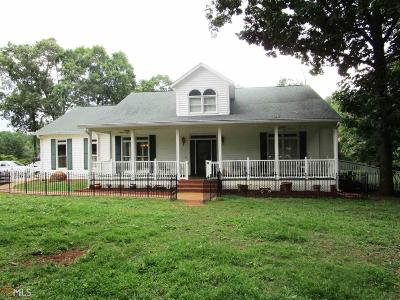 Fayetteville Single Family Home New: 287 Mud Bridge