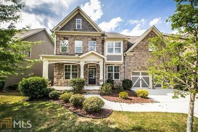 Acworth Single Family Home New: 643 Wexford Court