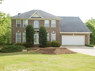 McDonough Single Family Home Under Contract: 551 Barhams Ridge Dr.