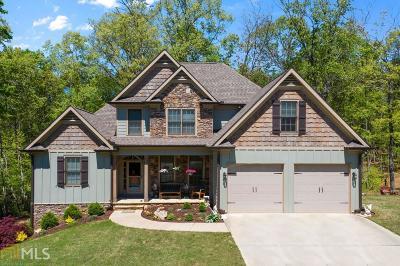 Cartersville Single Family Home New: 8 Bristlecone Bnd