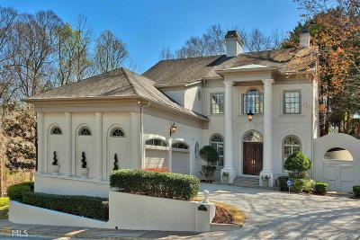 Atlanta Single Family Home New: 4288 Olde Mill Lane