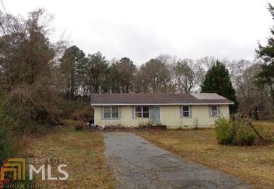 Winder Single Family Home New: 381 Meadowview Dr