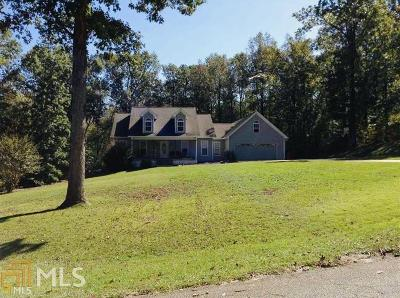 Banks County Single Family Home New: 232 Hudson River Dr