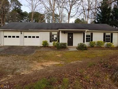 Oxford Single Family Home Under Contract: 83 Georgia Hwy 81