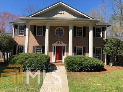Tucker Single Family Home Under Contract: 3490 Emperor Way