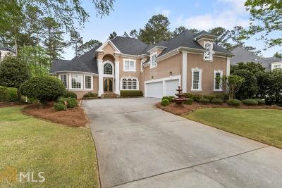 Milton Single Family Home New: 14710 Creek Club Drive