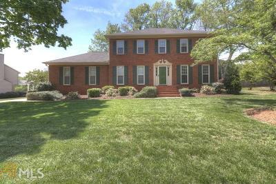 Snellville Single Family Home Under Contract: 2491 Meadowglen Trl